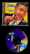 1990 FRANK ZAPPA WEASELS RIPPED MY FLESH PURPLE RECORD CLUB CD NO BAR CODE HOE