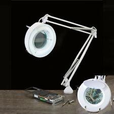 Lampada 22W 500 lumen con lente 1,75x e bracci 50cm da scrivania Clarke SAM127B
