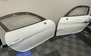 Porsche Motorsports 718 Cayman GT4 Clubsport Carbon Natural Fiber Doors (Pair)