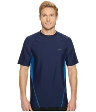 Speedo Fitness Blue Rashguard 7320 Size XL