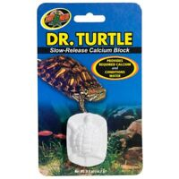 Zoo Med Dr. Turtle Slow Release Medicated Calcium Block 14g