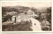 CP 24 Dordogne - Saint-Pardoux-la-Rivière - Quartier de la Gare