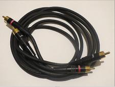 LINN NERO RCA CAVI di interconnessione