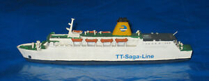 S Fährschiff NILS DACKE, Hydra 17, Metall, 1:1250