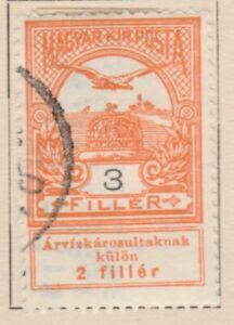 Ungarn Hungary Semi-Postal 1913 3f Used A18P32F517