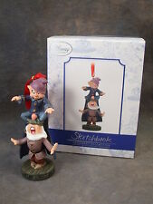 **DOPEY & SNEEZY* Sketchbook ornament! Disney Store Exclusive! Ltd to 1000 pcs!!