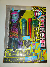 Monster High Puppe Color me Creepy™ Starter Set (1)