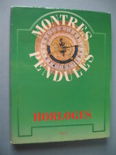 MONTRES PENDULES HORLOGES / ERIC BRUTON / 1989