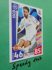 Topps Champions League 2017 2018 limited NORDIC EDITION SKILL KINGS Isco