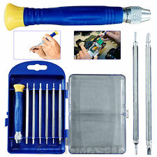 7PC Torx Hex Phillips slotted Mobile Laptop Repair Opening SCREWDRIVER Tool Set