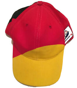 France 98 Soccer World Cup Germany Deutschland Snapback Hat Cap