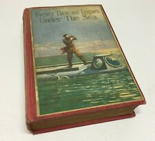 1920 Jules Verne TWENTY THOUSAND LEAGUES UNDER THE SEA