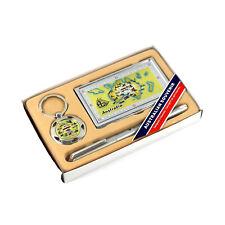 Business Gift Box Set Card Holder Pen Keyring Australia Map Australian Souvenir