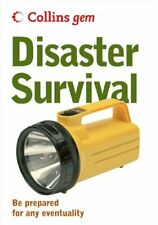 Disaster Survival (Collins Gem) by Beard, Brian Paperback Book The Cheap Fast