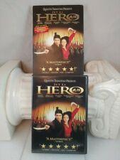Hero (Dvd, Jet Li, Quentin Tarantino Presents) Vg, Free Shipping