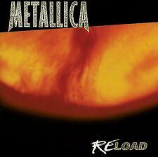 Metallica - Reload- New 180g Vinyl Double LP