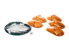 2003-2009 RAM 1500 2500 3500 Amber Clearance Lights Mopar 82207252AC OEM