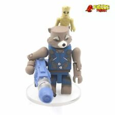 Marvel Minimates Series 71 Guardians of the Galaxy Vol. 2 Movie Rocket w/ Groot