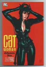 Catwoman Dies TPB Softcover - FN/VF 1st Printing DC Comics 2008