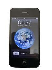 Apple iPhone 3G - 8GB-Negro (Desbloqueado) A1241 (GSM)