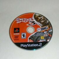 NFL Street 3 GAME ONLY for your Playstation 2 PS2 system GC KIDS CRAZY FOOTBALL!