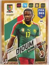 Panini Adrenalyn XL FIFA 365 2018 - #363 Arnaud Djoum - Kamerun