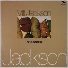 MILT JACKSON: Opus De Funk USA Prestige Jazz 2x LP VG++ Kenny Dorham, Clarke