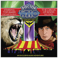 Doctor Who : Hornets' Nest: v. 3: Circus of Doom by BBC Audio, A Division Of Ra…