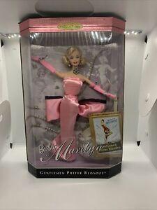 Barbie Doll as Marilyn in the Pink Dress Gentlemen Prefer Blondes, 17451 Monroe