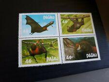 PALAU 1987 SG 168-171 FRUIT BAT MNH