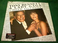 Lady Gaga & Tony Bennett - Cheek to Cheek [LP] - NEW & SEALED 2014