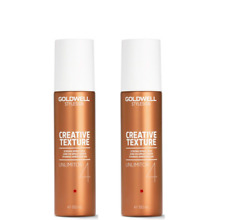 Goldwell StyleSign  4 Texture Unlimitor Spray Wax 150ml x 2 Duo pack 2017