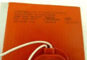 Chromalox Heater 171-882233-042 200W at 120V Max Temp. 392F SLB-4-10-55P