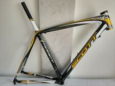 SCOTT ADDICT RC (2010) HMX CARBON Road Frameset 700c size M 54 cm Press Fit