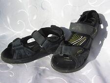 ECCO LIGHT Sandalen Schuhe Gr. 28 blau Klettverschluss