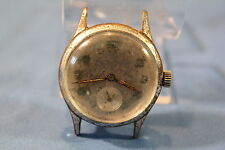 Vintage Man Wadsworth AS 1124 D Mechanical Watch Runing