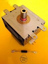 WB27X337 NEW REPLACEMENT MAGNETRON AND DIODE FOR GE MICROWAVE NOT OEM 90 DAY