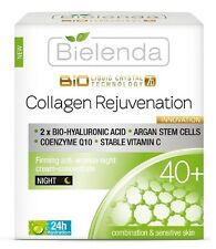 BIELENDA bIO 7D Collagen Rejuvenation Firming Cream Concentrate 40+ Night
