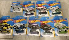 Hot Wheels Checkmate Full Series X 9 2017/18 Brand New