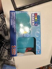 NIB Hippo Bubble Maker Machine Battery Operated 3+ New