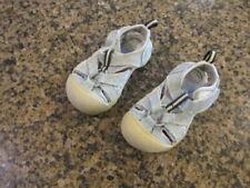 KEEN Newport H2 infant 4 Sandals Athletic teal boy Girl canvas hiking EUR 21