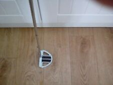 """Yes"" Left-Handed C Groove Centre Shafted Putter"