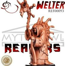 RN Estudio Myth Bowl Reapers 32mm Welter Chaos Wizard / Apothecary