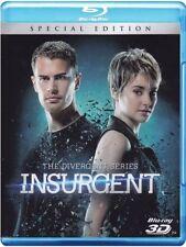 Insurgent 3D (Blu Ray 3D/2D) (The Divergent Series)