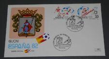 SOBRE DEL  MUNDIAL DE FUTBOL ESPAÑA 82 -- GIJON