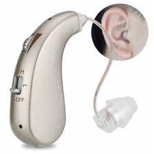Rechargeable Digital Hearing Aid Amplifier Severe Loss Invisible High Power Gift