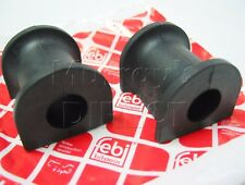 Pair OE Quality Front Inner Anti Roll Bar Bushes VW T5 Transporter with 22mm ARB