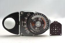 @ Ship in 24 Hours! @ Vintage Sekonic Studio Deluxe L-398 Exposure Meter