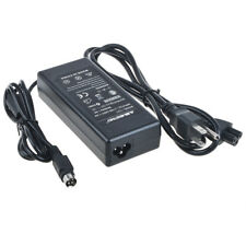 12V 4-Pin AC Adapter For Sanyo CLT1554 CLT2054 LCD TV Power Supply Cord Charger