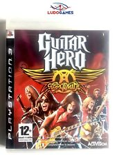 Guitar Hero Aerosmith PS3 Playstation Nuevo Precintado Sealed SPA PRECINTO ROTO